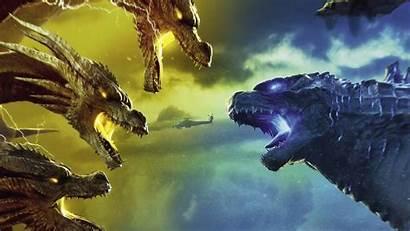Godzilla Monsters King Wallpapers Film Movies 4k