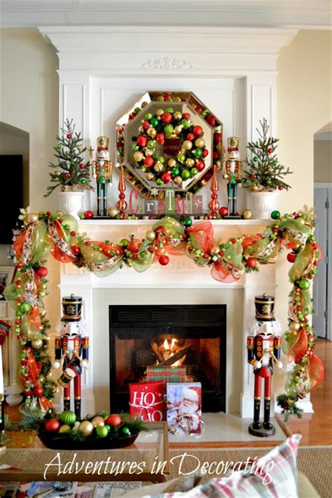 Adventures In Decorating Mantel by Mantels Tour Oh My Heartsie