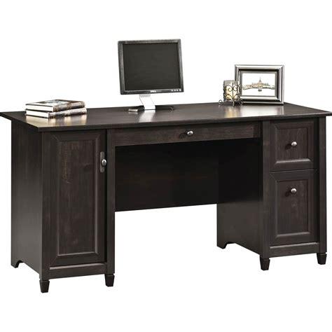 sauder edge water writing desk sauder edge water computer desk desks more shop the