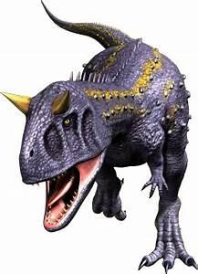 Image - Carnotaurus.png - Dinosaur King