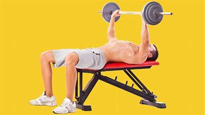 Bench Press Way Right Gq Benches Fitness