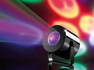 Led Licht Batterie : lunartec mobiles mini led discolicht mit batterie betrieb ~ Watch28wear.com Haus und Dekorationen