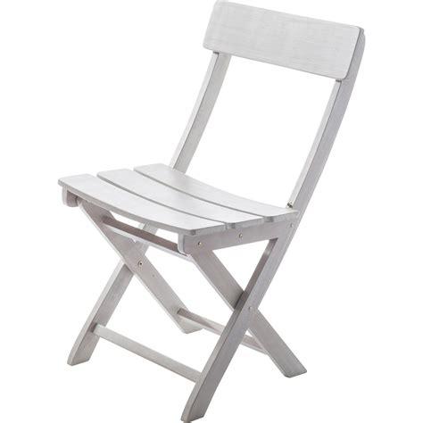 des chaises en bois chaise de jardin en bois portofino gris leroy merlin