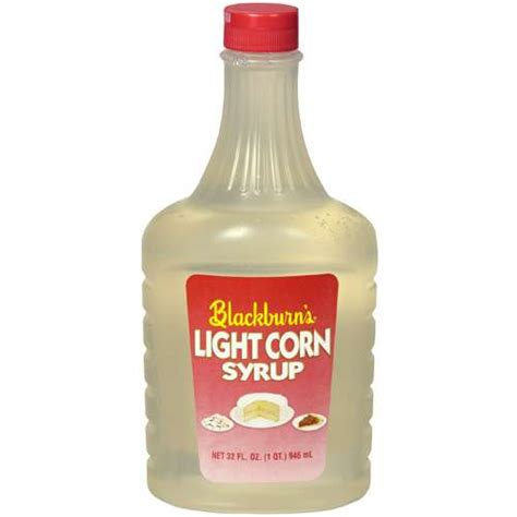 light corn syrup blackburn s light corn syrup 32 fl oz walmart