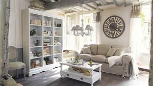 un salon ambiance maison de famille salons deco salon With decoration maison de famille