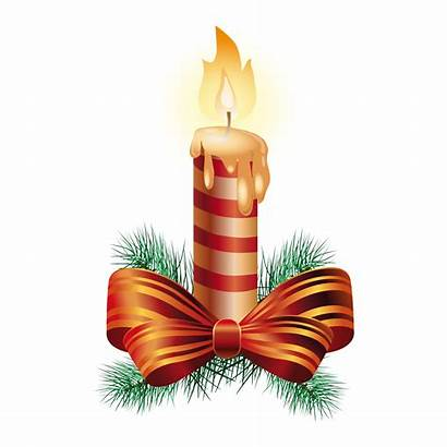 Candle Candles Ornament Natal Clipart Eve Navidad