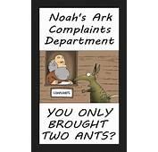 Noah's Ark Ant Problems  James McGrath
