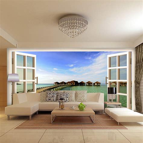 Hot Spatial Elements Study Living Room Window Sofa Tv Wall