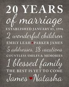 20th wedding anniversary ideas best 25 20 year anniversary ideas on 20th anniversary 20th anniversary wedding and