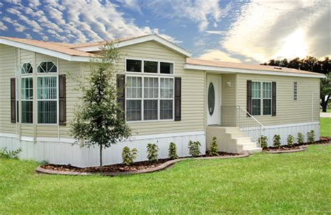Exterior Manufactured Home Pictures  Modular Home Photos