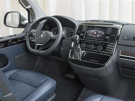 volkswagen multivan interior volkswagen multivan alltrack concept la furgoneta