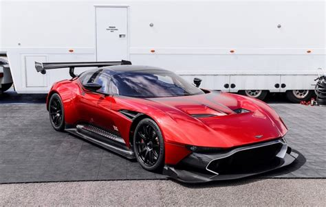 wallpaper red aston martin vulcan wagon images
