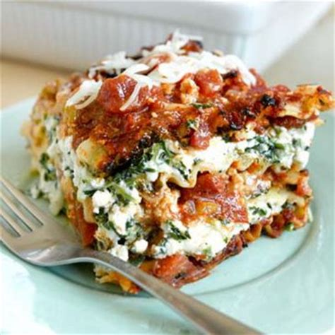 Cholesterol is often one of the most misunderstood aspects of heart health. lowfat vegetable lasagna Recipe | SparkRecipes