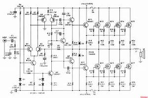 400watt irfp448 power amplifier wiring and schematic With circuits gt 400 w mosfet audio amplifier circuit using irfp448 diagram