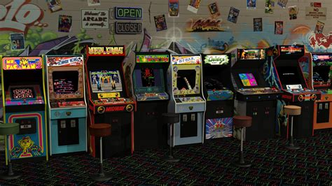 5 Best Arcade Games Of All Time