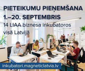 LIAA Biznesa inkubatoros gaida jaunos uzņēmējus - KURZEMES ...