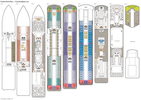 deck plans com deck plans cabin diagrams pictures