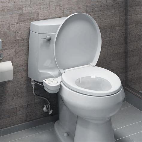 brondell freshspa easy bidet toilet attachment bidet