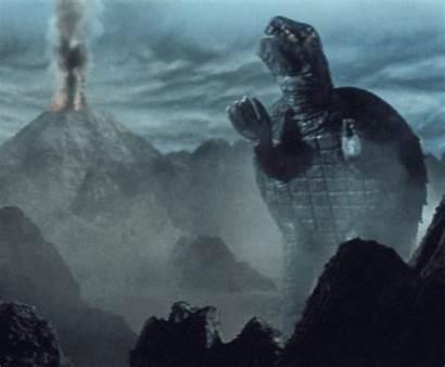 Gamera Monster Lightning Volcano Gifs Cheap Agree