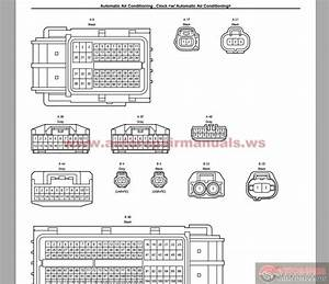 Toyota Rav4 2011 Electrical Wiring Diagrams Ewd