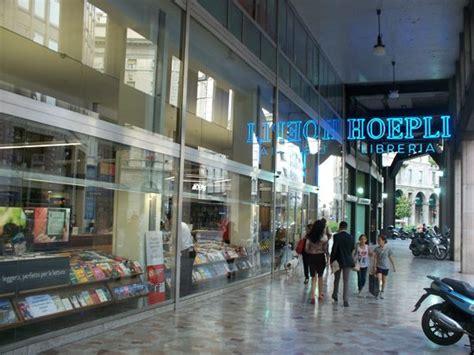 libreria hoepli esterno picture of libreria internazionale ulrico hoepli