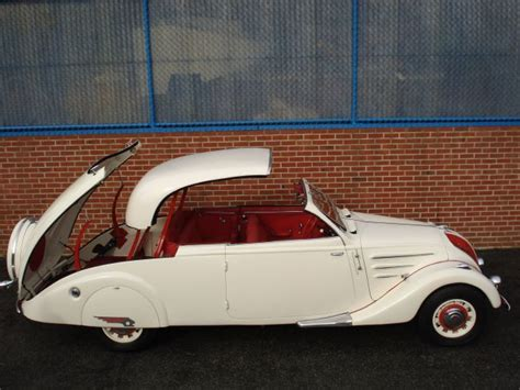 Peugeot Garage Goes by 1938 Peugeot 402bl Eclipse Decapotable For The Garage