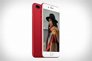 Apple iPhone 7 Product(Red) Edition | Uncrate