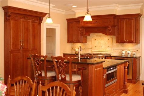 kitchen island with cranbury design center traditional kitchen 2047