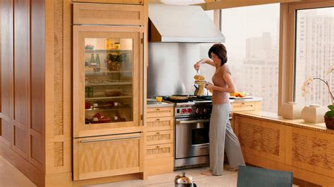 electrolux builtin fridge freezer built in refrigerators that blend perfectly into your