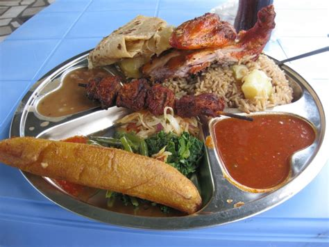 traditional cuisine of what are the traditional foods of tanzania