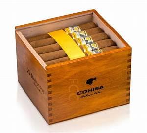 Cohiba Robusto - Cohiba - List All Cigars - Brands ...