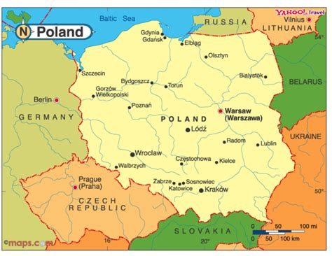 wroclaw poland map places poland map map poland