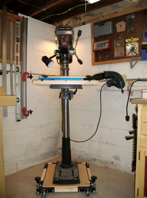 review porter cable pcbdp floor drill press
