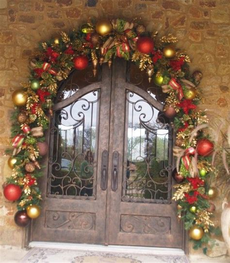 beautiful red  gold christmas decor ideas projects