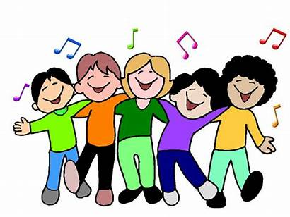 Choir Youth Clipart Cliparts Rethink Conventional Clip