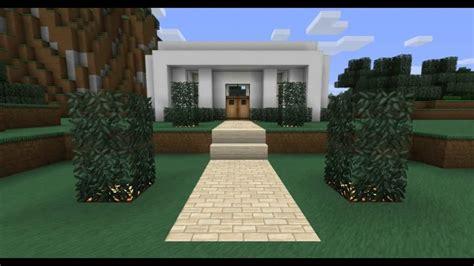 Minecraft Modern Floor Designs by Minecraft Modern House Design