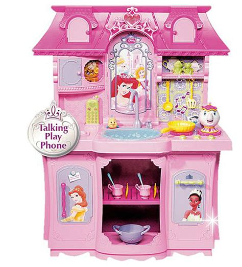 Disney Princess Ultimate Play Kitchen £6499 @ Argos