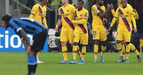 Sensação do Barça mata a Inter   TNT Sports