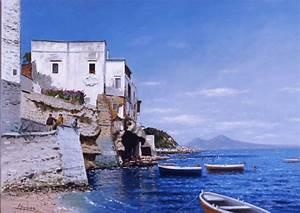 Dipinti Di Paesaggi Marini - Fernandogalaviz.us - fernandogalaviz.us