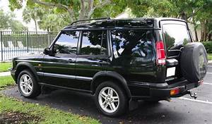 2002 Land Rover Discovery Series II - Information and ...