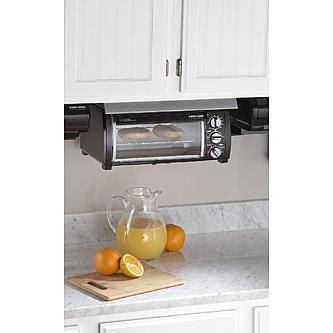 space saver toaster oven under cabinet black decker tros1500b spacemaker under the cabinet 4