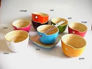 Bol En Bambou : bol trou en bambou avec support divers objets en bambou les couleurs du vietnam la ~ Teatrodelosmanantiales.com Idées de Décoration