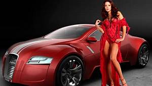 Women - Girls & Cars Wallpaper | Audi and Models ...