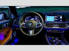 BMW X5 M50d 2019 Magnificent Interior better than