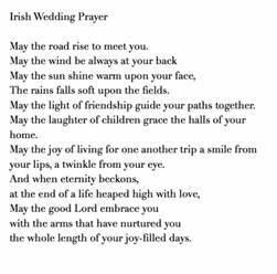 Wedding Prayer. 25 best ideas about wedding prayer on pinterest. a ...