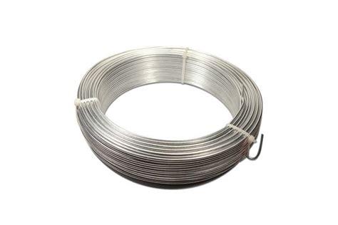 bobine de fil de tension galva diam 232 tre 2 7 mm pour la pose de grillage photos