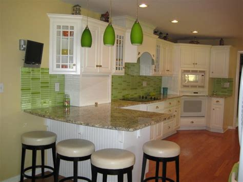 lime green kitchen tiles lime green backsplash tiles for kitchens home design 7105