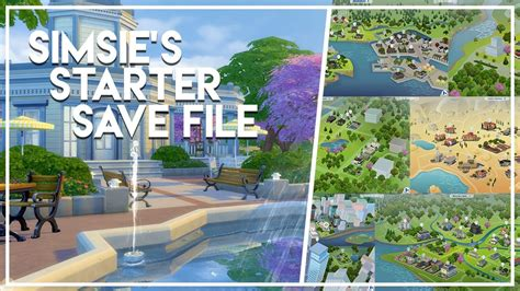 I Remade Every World?! // The Sims 4