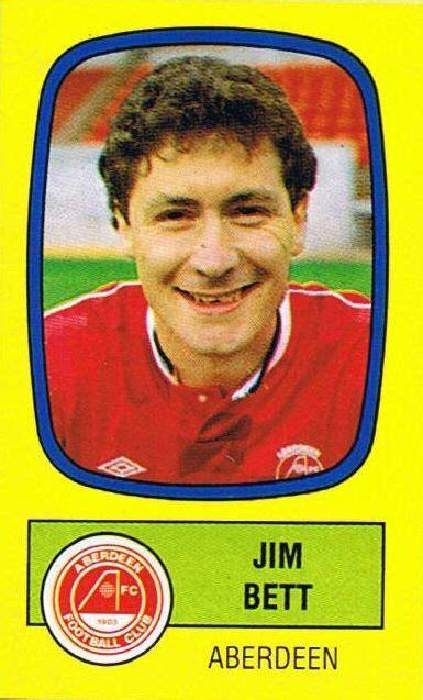 Jim Bett - Panini 88 - a photo on Flickriver