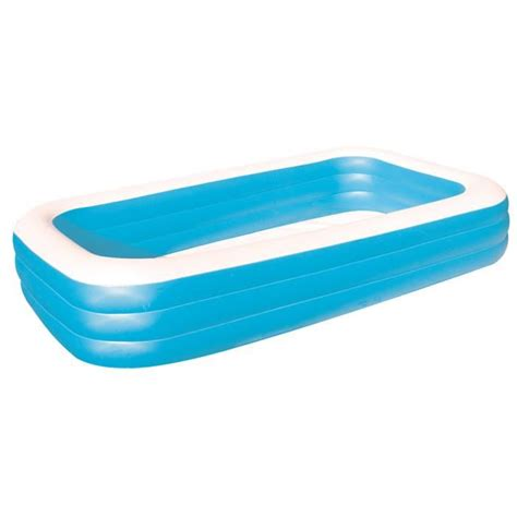 siege de piscine gonflable piscine gonflable deluxe 3 05 x 1 83 x 0 56 m achat